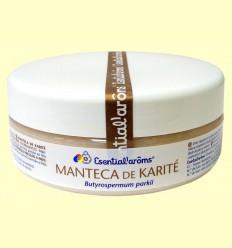 Mantega de Karité - Esential Aroms - 150 grams