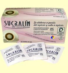 Endolcidor Sucralin de Sucralosa - 50 sobres