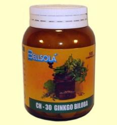 Ginkgo Biloba - Bellsolà - 100 comprimits *