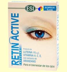 Retin Active Càpsules - Laboratoris ESI - 20 càpsules