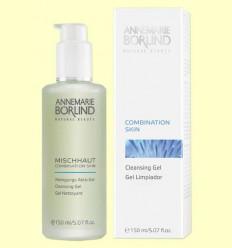 Combination Skin Gel Netejador - Anne Marie Börlind - 150 ml
