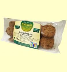 Galetes Integrals d'Espelta amb Llavors de Xocolata - Forn Natural - 180 grams