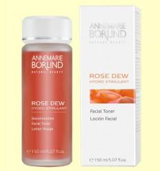 Rose Dew Hydro Stimulant Loció Facial - Anne Marie Börlind - 150 ml