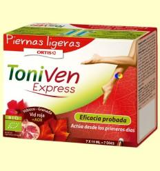 ToniVen Express - Cames lleugeres - Laboratoris Ortis - 7 ampolles
