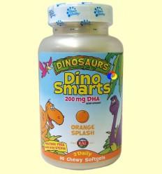 Dino Smarts DHA Masticable - Kal Laboratoris - 90 càpsules gelatina
