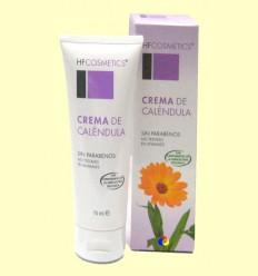 Crema de Calèndula - Emoliente - HF Cosmetics - 75 ml