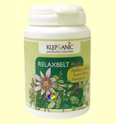 Relaxbelt Plus - Ajuda per reduir estrès i ansietat - Klepsanic - 60 càpsules