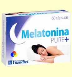 Melatonina Pure - Ynsadiet - 60 comprimits