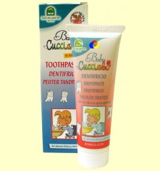 Dentifrici Cucciolo Baby - Natura House - 50 ml