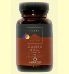 CoQ10 30 mg Complex - Antioxidant - Coenzim Q-10 - Terra Nova - 100 càpsules