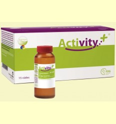 Activity + Aportació d'Energia - Masterdiet - 15 vials