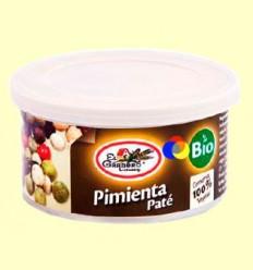 Paté Pebre Bio - El Granero - 125 grams