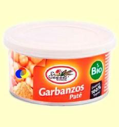 Paté Cigrons Bio - El Granero - 125 grams