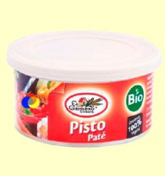 Paté Samfaina Bio - El Granero - 125 grams