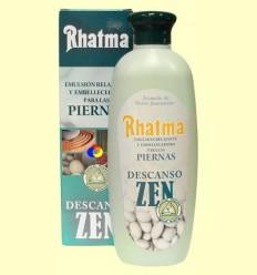 Emulsió relaxant i embellidora per a les cames - Rhatma - 250 ml