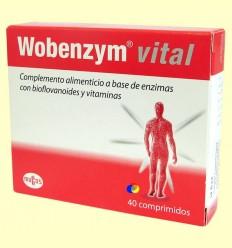 Wobenzym® vital - Diafarm - 40 comprimits