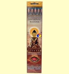 Encens - Sakyamundi Buddha - Flaires - 16 barres