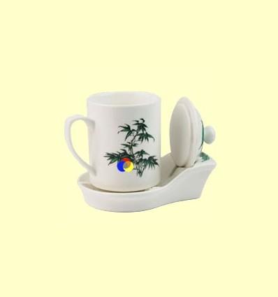 Tassa OX Tea Steeper - 100% Natural - 400 ml