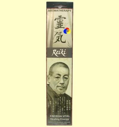 Encens Reiki Energia Vital - Flaires - 16 barretes