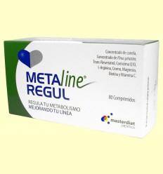 Metaline Regul - Millora la teva línia - Masterdiet - 80 comprimits