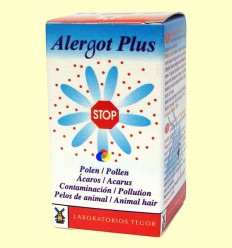 Alergot Plus - Tegor - 30 ml