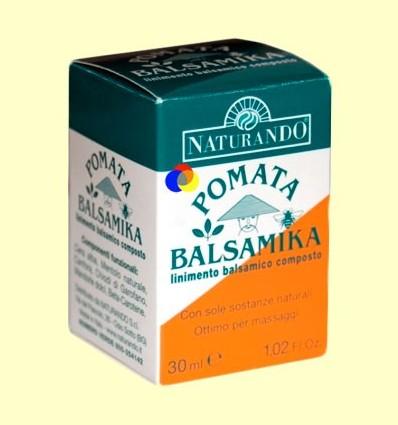 Pomada Balsamika - Naturando - 30 ml