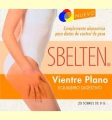Sbelten Ventre Pla - Dieticlar - 20 sobres