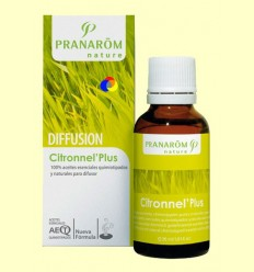 Citronnel Plus - Diffusion - Pranarom - 30 ml