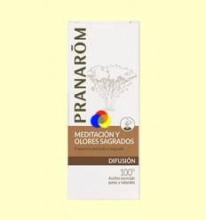 Meditació i olors sagrats - Diffusion - Pranarom - 30 ml