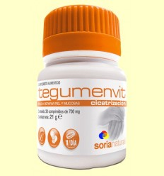 Tegumenvit - Soria Natural - 30 comprimits ******