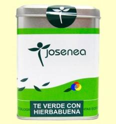 Te Verd amb Menta - Josenea infusions ecològiques - 20 infusions piràmides