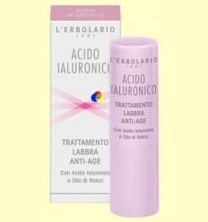 Àcid hialurònic - Llavis - L'Erbolario - 4,5 ml