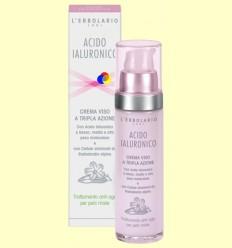 Àcid hialurònic - Fluid cara - Anti-edat per a pell mixta - L'Erbolario - 50 ml