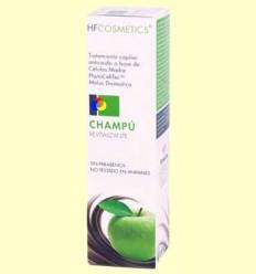 Xampú ús freqüent capil·lar anticaiguda - HF Cosmetics - 200 ml
