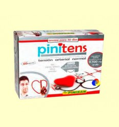 Pinitens - Tensió arterial - Pinisan Laboratoris - 60 càpsules
