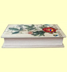 Caixa en forma de llibre