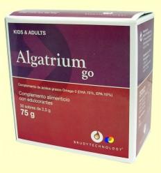 Algatrium Go - Nens i Adults - Brudy Tecnology - 30 sobres