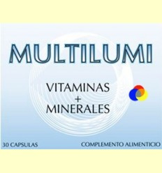 Multilumi - Vitamines i Minerals - Dieticlar - 30 càpsules