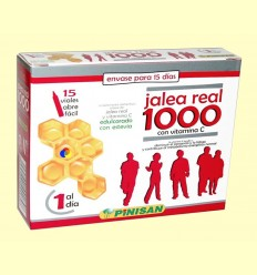 Gelea Reial 1.000 mg - Pinisan Laboratoris - 15 vials