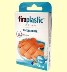 Tiraplastic Apòsits - Pack familiar - 40 unitats