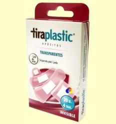 Tiraplastic Apòsits - Transparents - 20 unitats