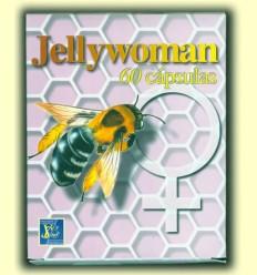 JellyWoman - Ynsadiet - 60 càpsules