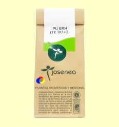 Te vermell Pu-Erh granel - Josenea infusions ecològiques - 50 grams