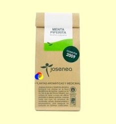 Menta piperita granel - Josena infusions ecològiques - 25 grams