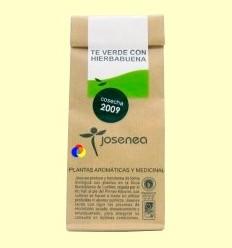 Te verd amb menta - Josenea infusions ecològiques - 10 piràmides