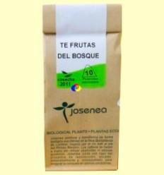 Fruites del bosc - Josenea infusions ecològiques - 10 piràmides