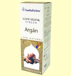 Oli Vegetal Verge d'Argan Bio - Regenerador - Esential'arôms - 50 ml