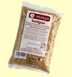 Bulgur Bio - Blat Precuit - Mimasa - 500 grams