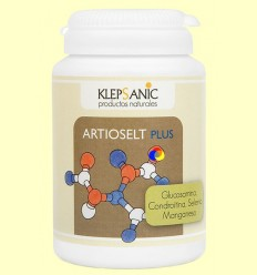 Artioselt Plus - Sistema Osteoarticular - Klepsanic - 80 càpsules