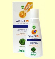 After Sun Bio - Quantisol - Santiveri - 125 ml